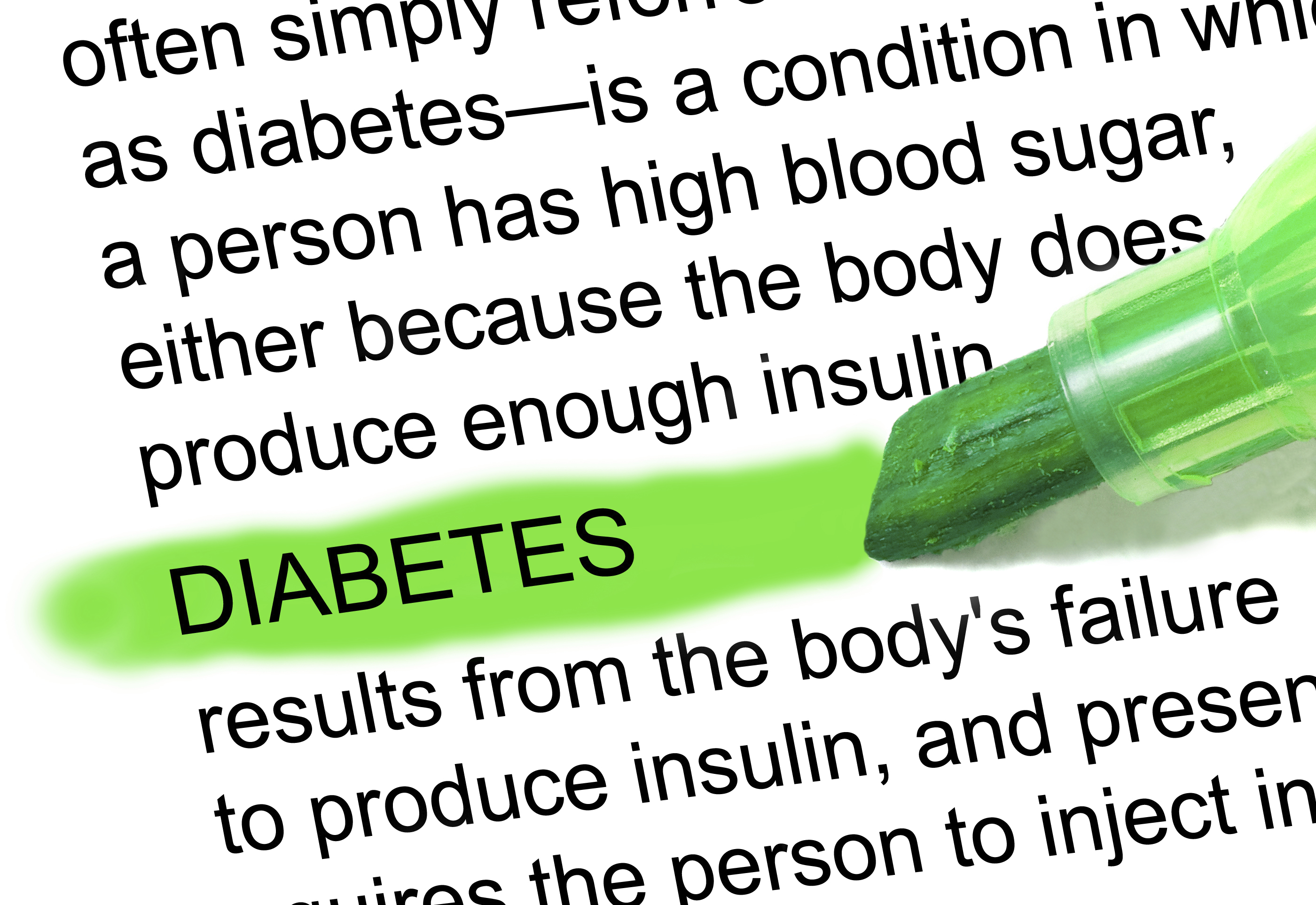 Diabetes Prevention and Management